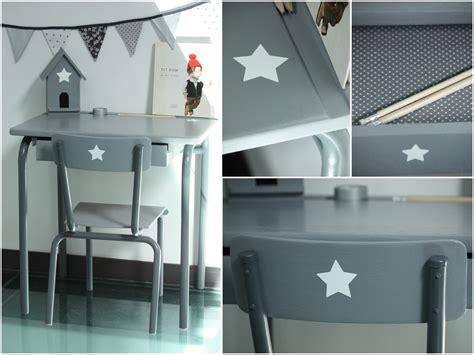 customiser un bureau en bois un nouveau regard relooking d 39 un bureau pour enfant en bois