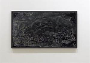 Momentum large format photos of chalkboards from quantum for Momentum quantum mechanics chalkboards