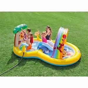 Jeux Gonflable Pour Piscine : winnie piscine aire de jeux intex 51 x 41 x 13 cm achat ~ Dailycaller-alerts.com Idées de Décoration