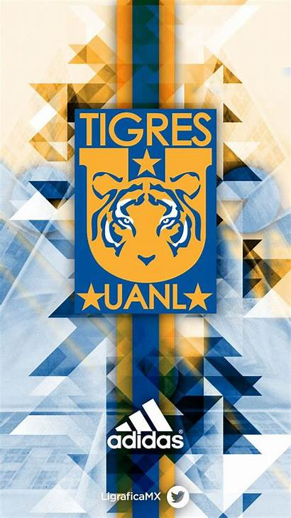 Tigres Club Uanl Soccer Football Ligraficamx Wallpapers