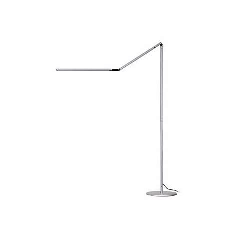 z bar gen 3 floor l koncept gen 3 z bar daylight led modern floor l silver