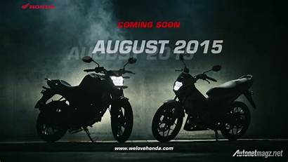 Honda 150r Sonic Cb150r Agustus Launching Teaser