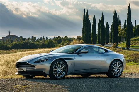 2017 Aston Martin Db11 Pricing  For Sale Edmunds