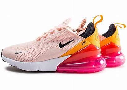 Nike Femme Air Rose Chaussures Orange Chaussure