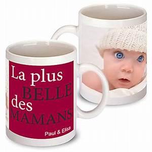 Mug Fete Des Meres : joli cadeau id e cadeau naissance mug je t 39 aime maman ~ Teatrodelosmanantiales.com Idées de Décoration