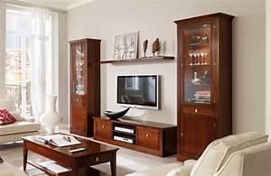 Italienische Möbel Berlin : sophia von selva timeless wohnwand nussbaum ~ Watch28wear.com Haus und Dekorationen