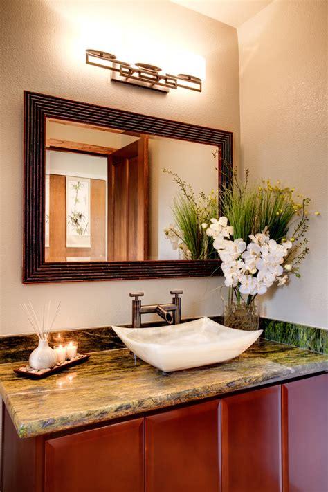 small powder room sinks powder room craftsman  copper