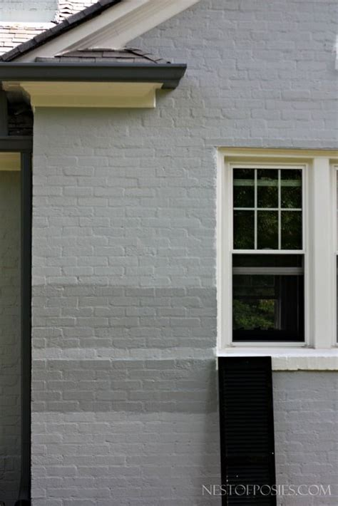 picking an exterior paint top paint test stripe is sherwin williams at 125 bottom