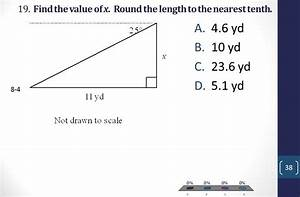 Find The Value Of A The Diagram Is Not To Scale