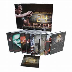 24 Hours The Complete Series with Live Another Day DVD