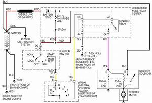 Neutral Safety Switch Wiring Diagram  U0026 5 Pin Relay Wiring