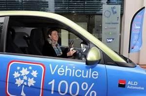 Ald Voiture : voitures lectriques et lld ald pr sente son offre aux assises ~ Gottalentnigeria.com Avis de Voitures