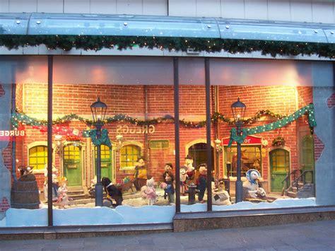 photographs of newcastle fenwicks window 2007