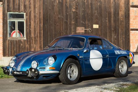 renault alpine a110 rally just listed 1971 renault alpine a110 is a period correct