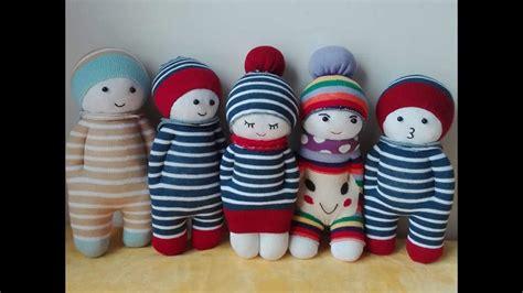 sock doll simple craft ideas