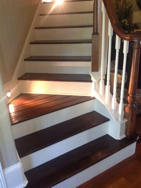 staircase lighting images  pinterest stair