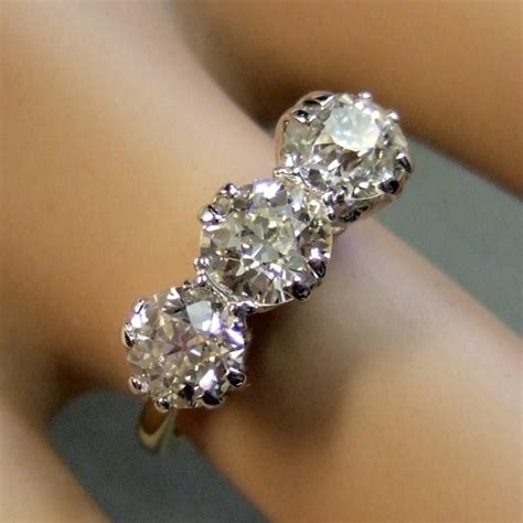 second rings uk wedding promise