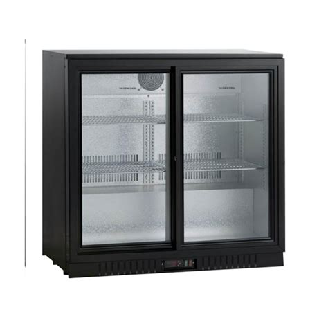 ledusskapja vertikālā vitrīna Scandomestic SC 211 HDE ...