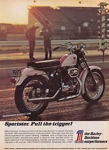 Racing Caf U00e8  Vintage Brochures  Harley