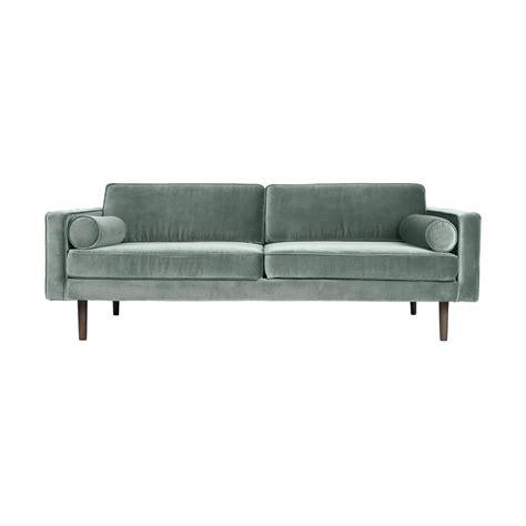 sofa samt grün broste copenhagen sofa wind samt in 8 farbvarianten