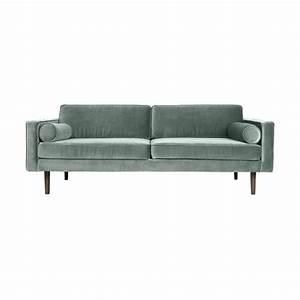 Sofa Samt Blau : broste copenhagen sofa wind samt verschiedene farbvarianten ~ Sanjose-hotels-ca.com Haus und Dekorationen
