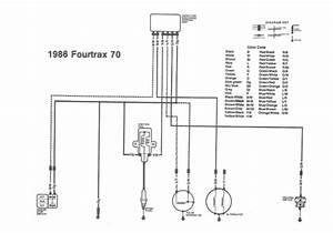 1983 Honda Atc 70 Wiring Diagram