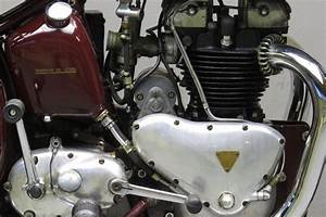 Triumph 1939 Speed Twin 500cc 2 Cyl Ohv