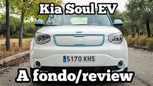 Kia Soul Ev U26a1review  Prueba A Fondo En Espa U00f1ol