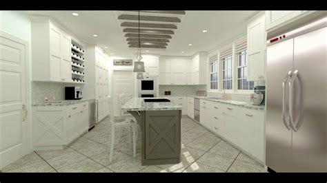 chief architect  kitchen demonstration youtube