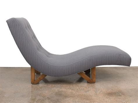 mid century modern chaise lounge sold collection