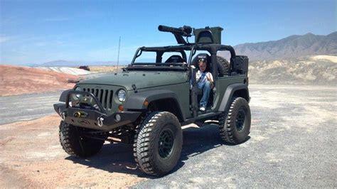 military jeep with gun nice jeep w mini gun cool army stuff pinterest guns