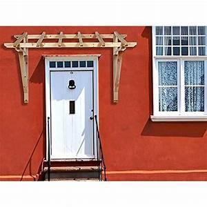 Vordach Holz Komplett : 2050 mm holz vordach pultvordach haust r t r berdachung ~ Articles-book.com Haus und Dekorationen