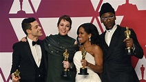 2019 Academy Awards Honor Diversity with Diverse Cast and ...