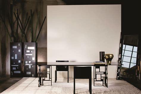 tavoli di cristallo sala da pranzo tavolo moderno in metallo con piano in cristallo ideale