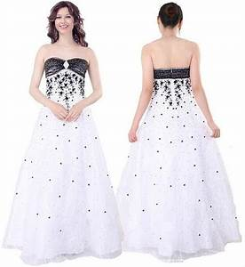 black and white wedding dresses plus size dresses trend With plus size black and white wedding dresses