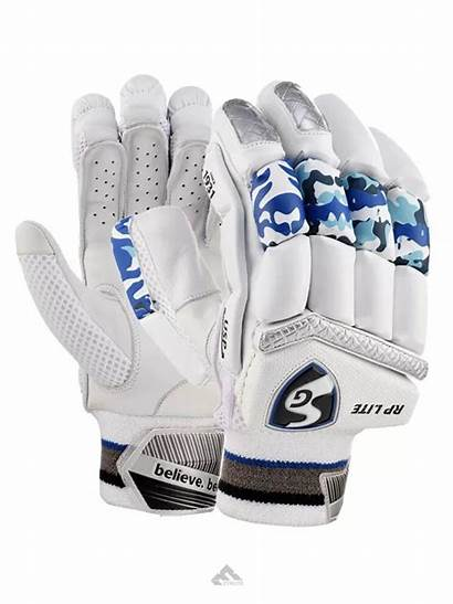 Cricket Gloves Batting Sg Rp Lite Mens