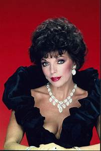 1000+ images about Joan Collins DBE on Pinterest | Joan ...
