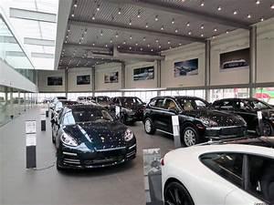 Massive showroom