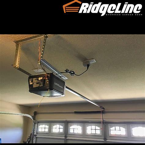 liftmaster  hp chain drive opener  ridgeline