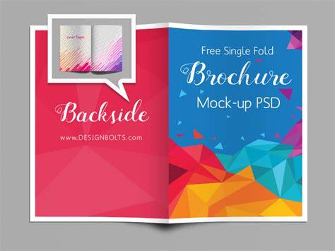 20 Single Fold Brochure Templates 20 Awesome Free Brochure Templates Mockups Utemplates