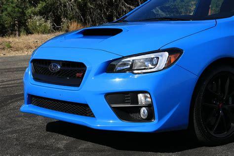 2016 Subaru Wrx Sti Series.hyperblue First Drive