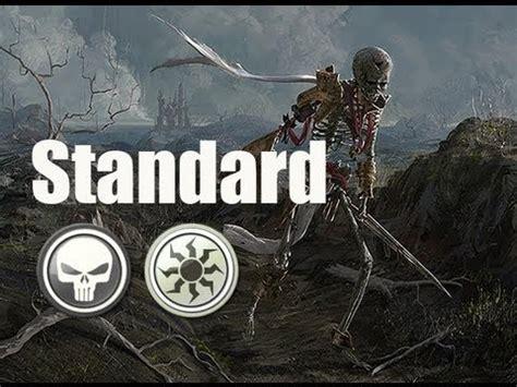 mtg exalted deck tech mtg standard deck tech budget b w exalted