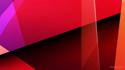 youtube channel art banner red pink calendarp
