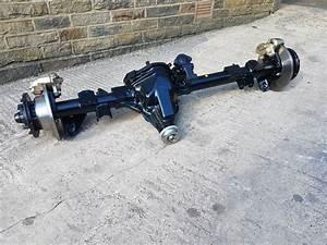 Land Rover Defender 110 Salisbury Reconditioned Rear Axle