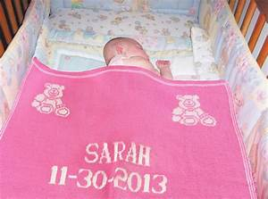 Personalized baby blankets with free shipping make great ...