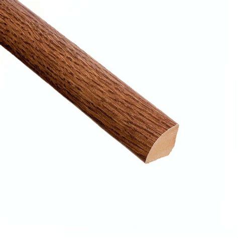 hardwood quarter home legend oak verona 3 4 in thick x 3 4 in wide x 94 in length hardwood quarter round