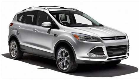 Ford Bets On Freshened Escape, More Suvs