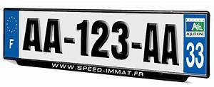 Plaque D Immatriculation Norauto : plaques d 39 immatriculation auto speedimmat ~ Dailycaller-alerts.com Idées de Décoration