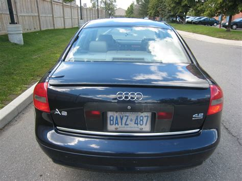 Audi A6 Modification by Dj Bunks 2000 Audi A6 Specs Photos Modification Info At