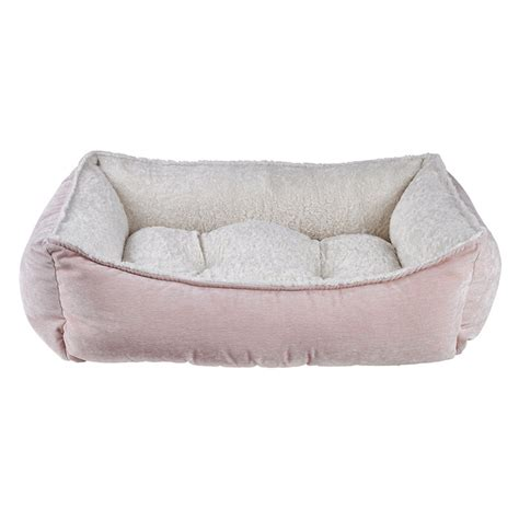 Removable tufted center cushion and zippered outer. Bowsers Scoop Pet Bed - Walmart.com - Walmart.com